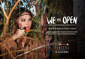 Be Hunters - Ropa Usada - Tienda online