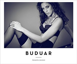 Tienda online de Buduar, Lencería Couture