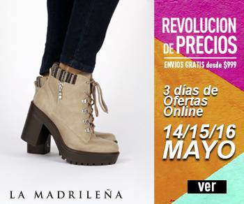 Vuelta al Cole en la tienda online de La Madrileña