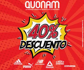 40% OFF en la tienda online Quonam