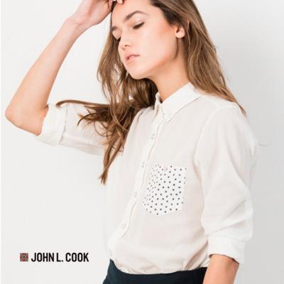 Camisa John Cook