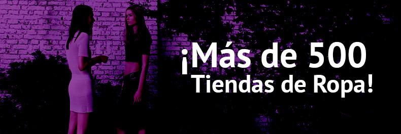 500 tiendas online de ropa de Argentina
