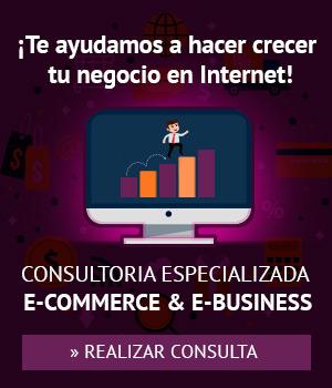 Consultoría para tiendas online y negocios en Internet