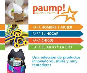 Tienda online de Paump