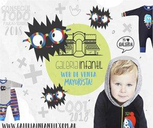 Galería Infantil - Tienda online Mayorista
