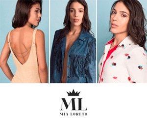 Mia Loreto - Tienda online