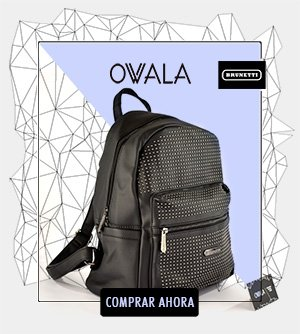Mochila - Tienda online Owala Handbags