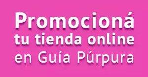 Promocioná tu tienda online en Guia Púrpura