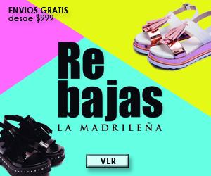 Rebajas de La Madrileña