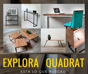 Explorá la tienda online de Quadrat