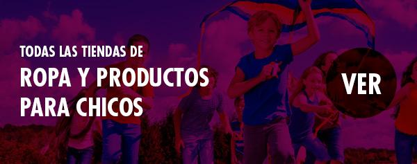 tiendas de productos para chicos