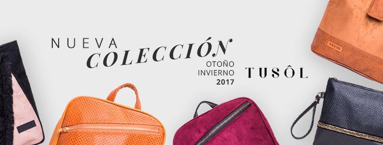 Nueva Temporada Otoño Invierno 2017 en la tienda online Tusol