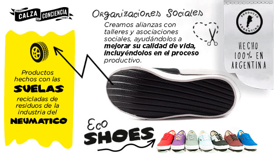 Xinca - Eco-Shoes